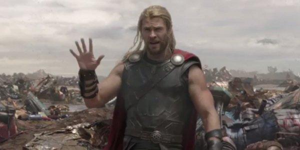 Thor Ragnarok wave