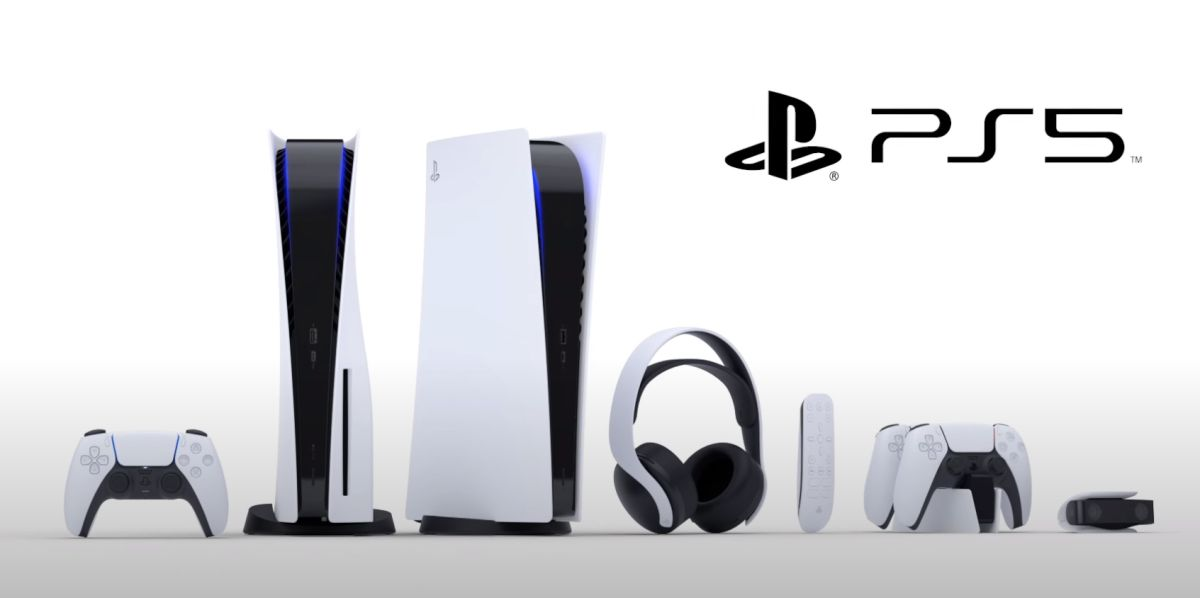 Ps5 Reveal Event First Look At Sony S Playstation 5 Console And
