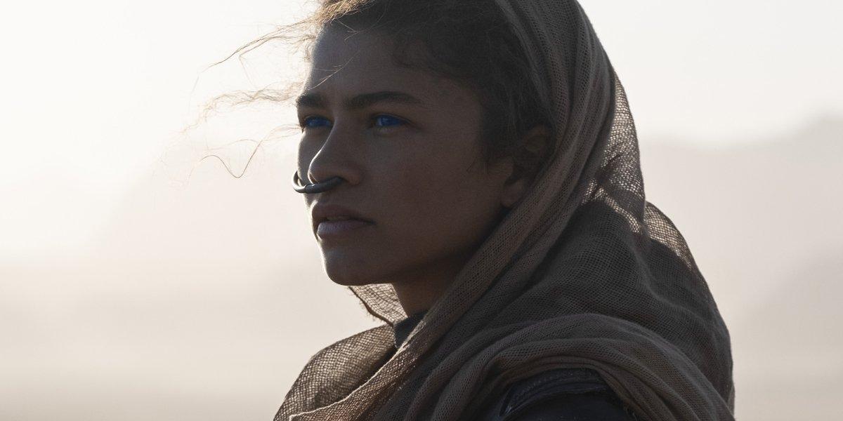 Zendaya Chani in Dune