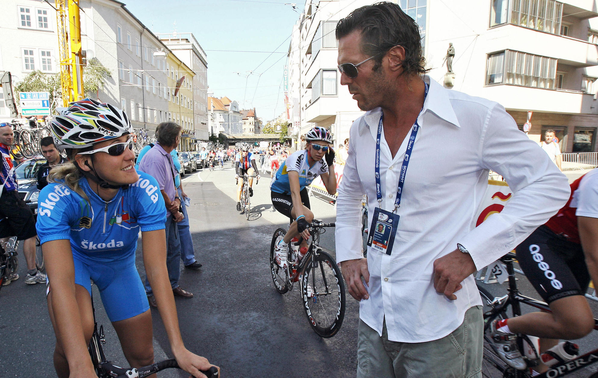 Mario Cipollini recovering from five-hour heart surgery