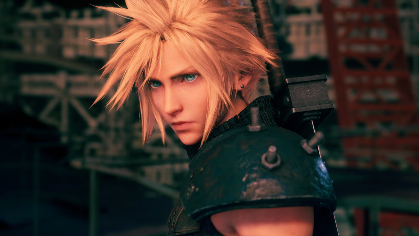 Final Fantasy 7 Remake listing shows up on Epic Games Store database tracker