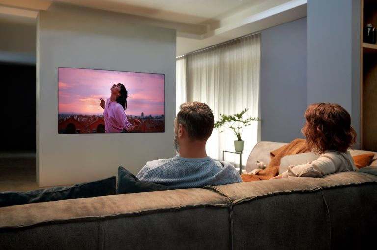 Best 75 Inch Tv 2021 The Best Options For Your Home Cinema Real Homes