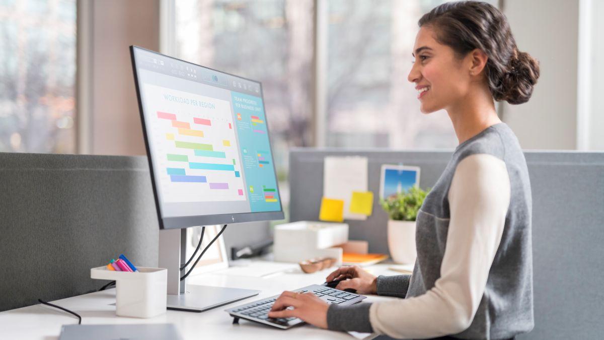 HP reveals blue-light blocking monitors