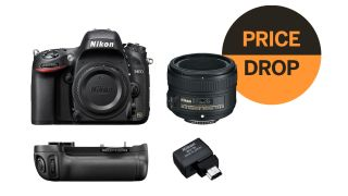 Nikon D610 and 50mm f/1.8 lens now only $896.95 in this fantastic deal!