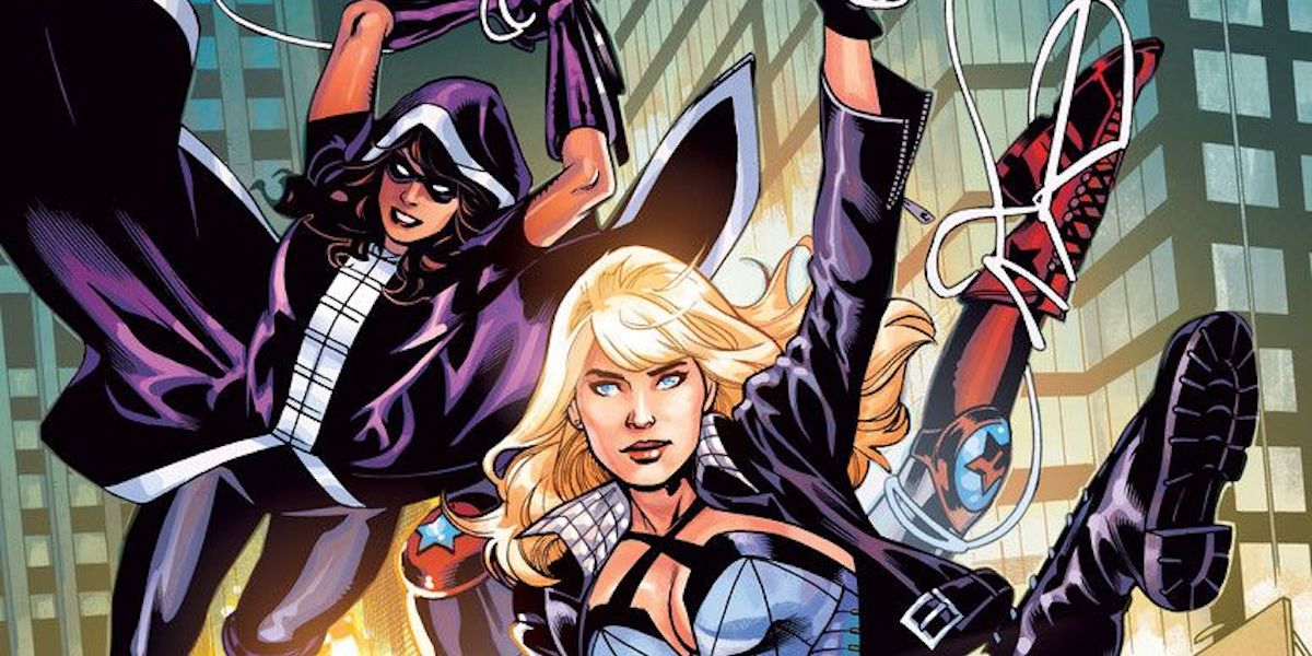 Birds Of Prey What You Need To Know About The Dc Team From The Comics Cinemablend