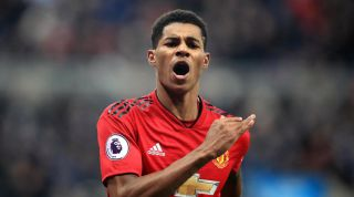 Marcus Rashford Believes Manchester United Are Showing Signs Of Progress Despite Draw At Sheffield United Fourfourtwo