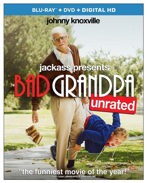 Bad Grandpa box