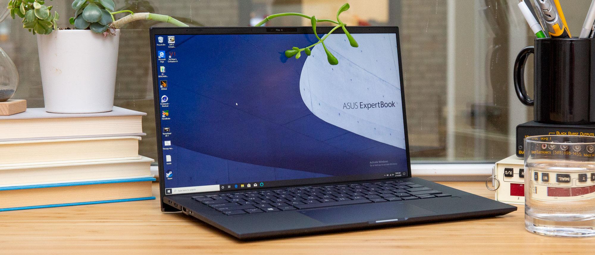 Asus ExpertBook B9450 review   Laptop Mag