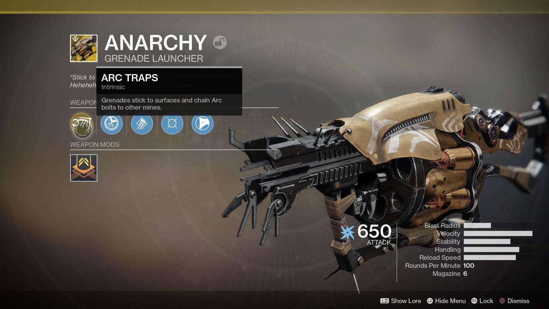 Destiny 2's mysterious Black Armory expansion doubles down