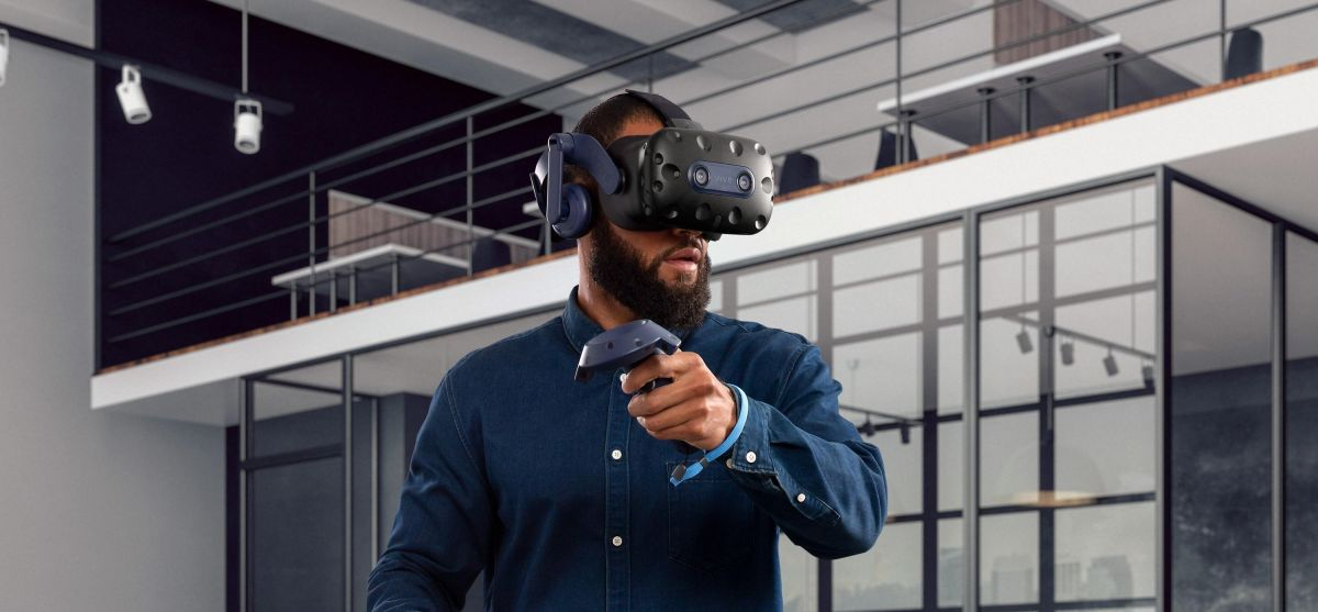 Look out, Oculus Quest 2 — HTC Vive Pro 2 arrives with 5K resolution, 120Hz refresh rate
