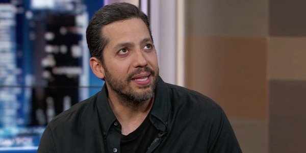 SCREENSHOT: David Blaine - The Daily Show