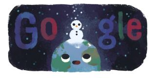 Google Doodle Celebrates Last Winter Solstice of the Decade