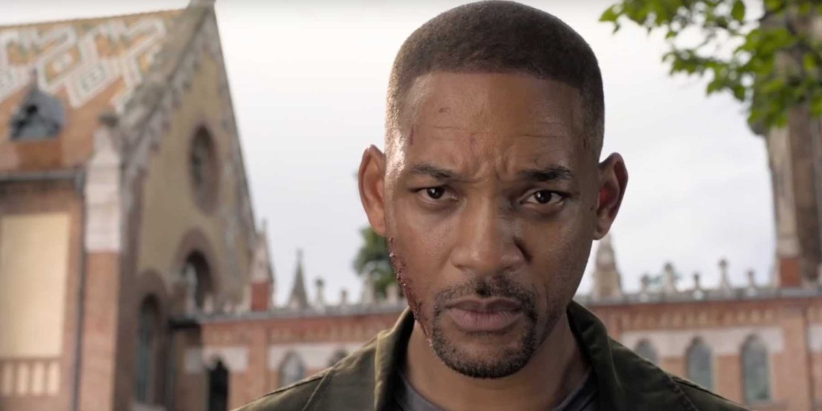 Will Smith Signs On For Netflix Biopic