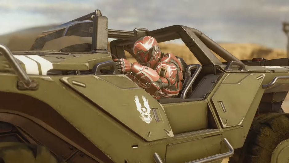 Forza Horizon 3 gets some cross-franchise love with the addition of the Halo Warthog