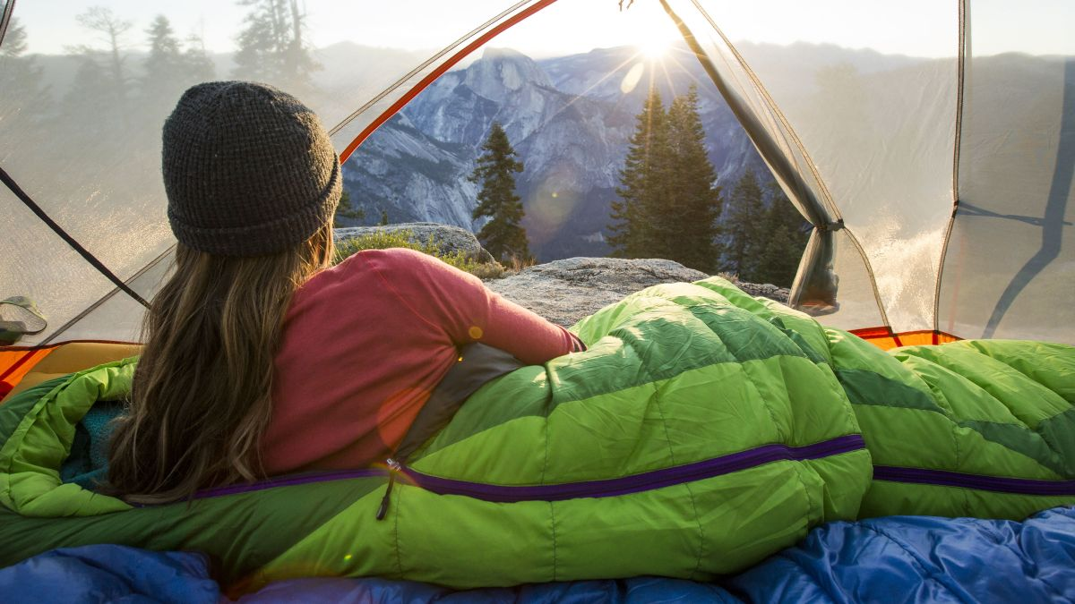 Camp in comfort: 15 tips to get a good night's sleep