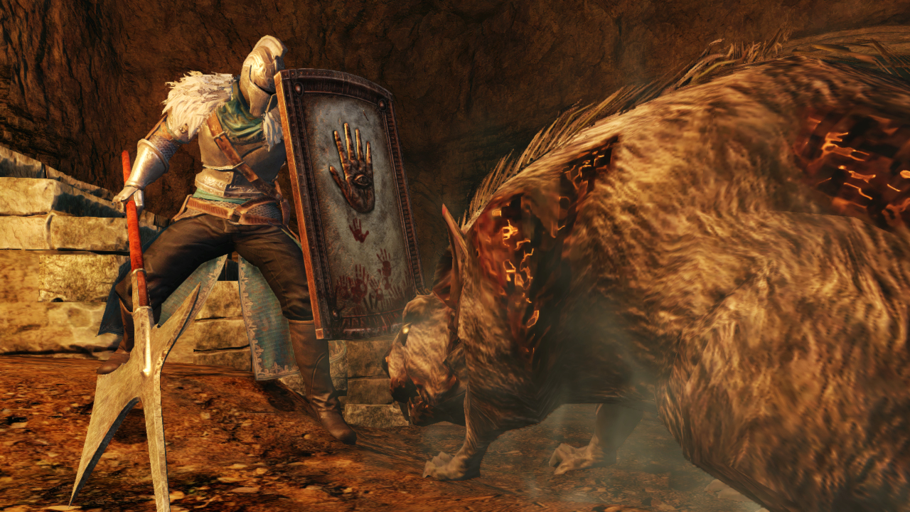 Dark Souls 2 Screenshots Unveil Two Amazing Shields #30436