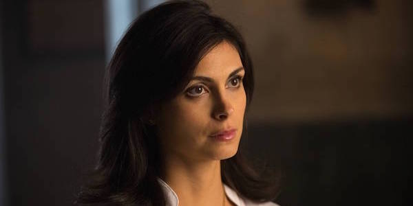 Morena Baccarin as Dr. Leslie Thompkins in Gotham Season 2