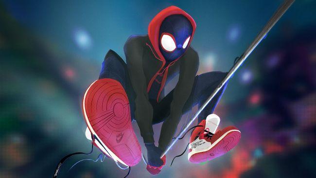 Человек-паук: Через вселенные - сцены после титров