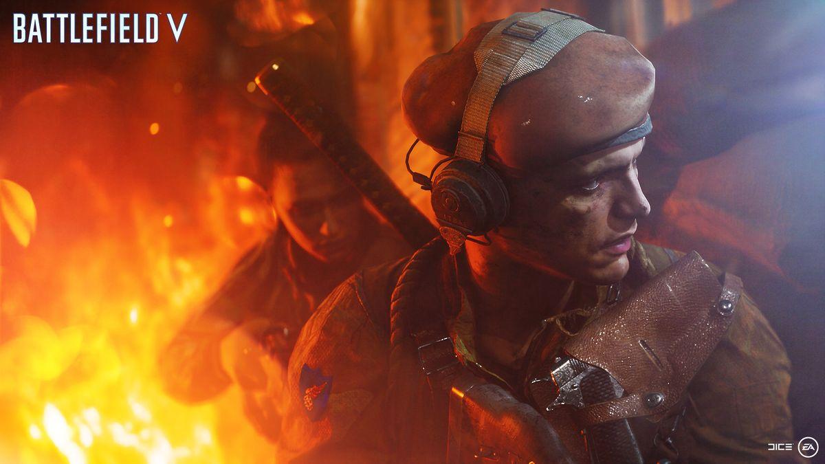 Battlefield 5 open beta begins on September 6