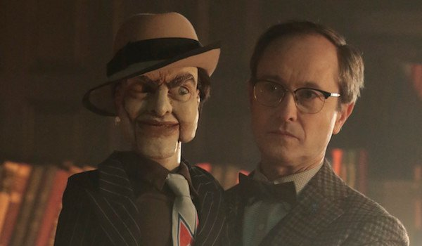 gotham's ventriloquist and scarface mr. penn