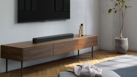 Best Soundbar 2020.Sony Ht X8500 Soundbar Review Techradar