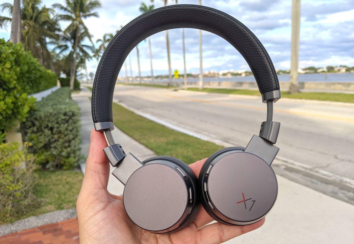 Lenovo ThinkPad X1 ANC headphones review