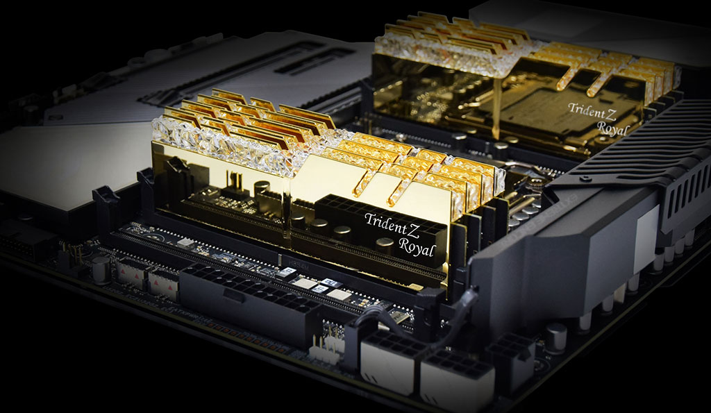G.Skill is launching 'extreme low latency' 32GB DDR4-4000 memory kits | PC Gamer