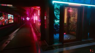 Cyberpunk 2077 screen shots and image quality comparisons
