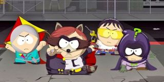 South Park boys in costume The Fractured But Whole