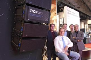 Meyer's LYON Storms ISE in Amsterdam