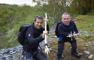 Bear's Mission with Warwick Davis on ITV