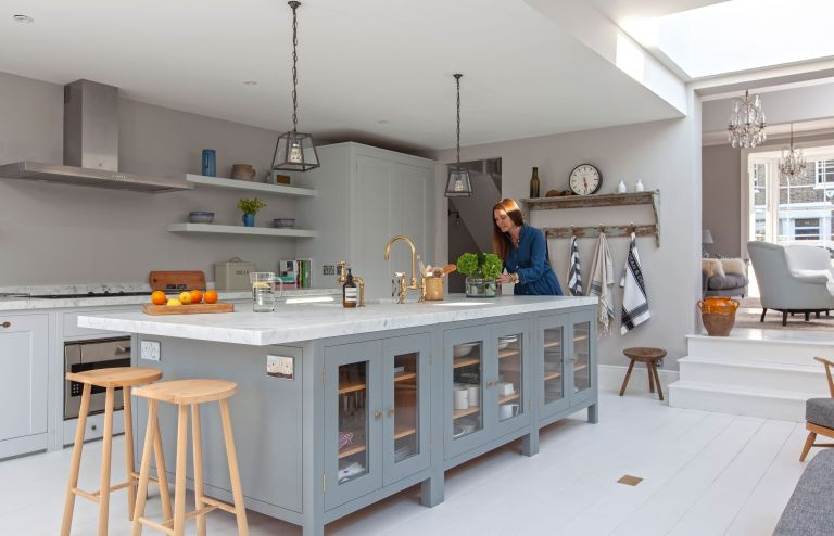Grey kitchen ideas
