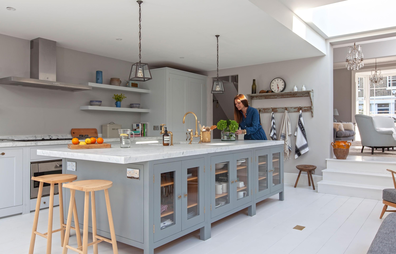 small grey kitchen ideas