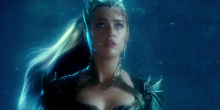 Amber Heard in Justice League