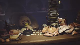 Little Nightmares meat feast