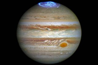 Dazzling Lights Crown Jupiter