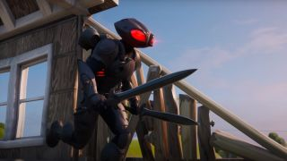 fortnite item shop black manta skin