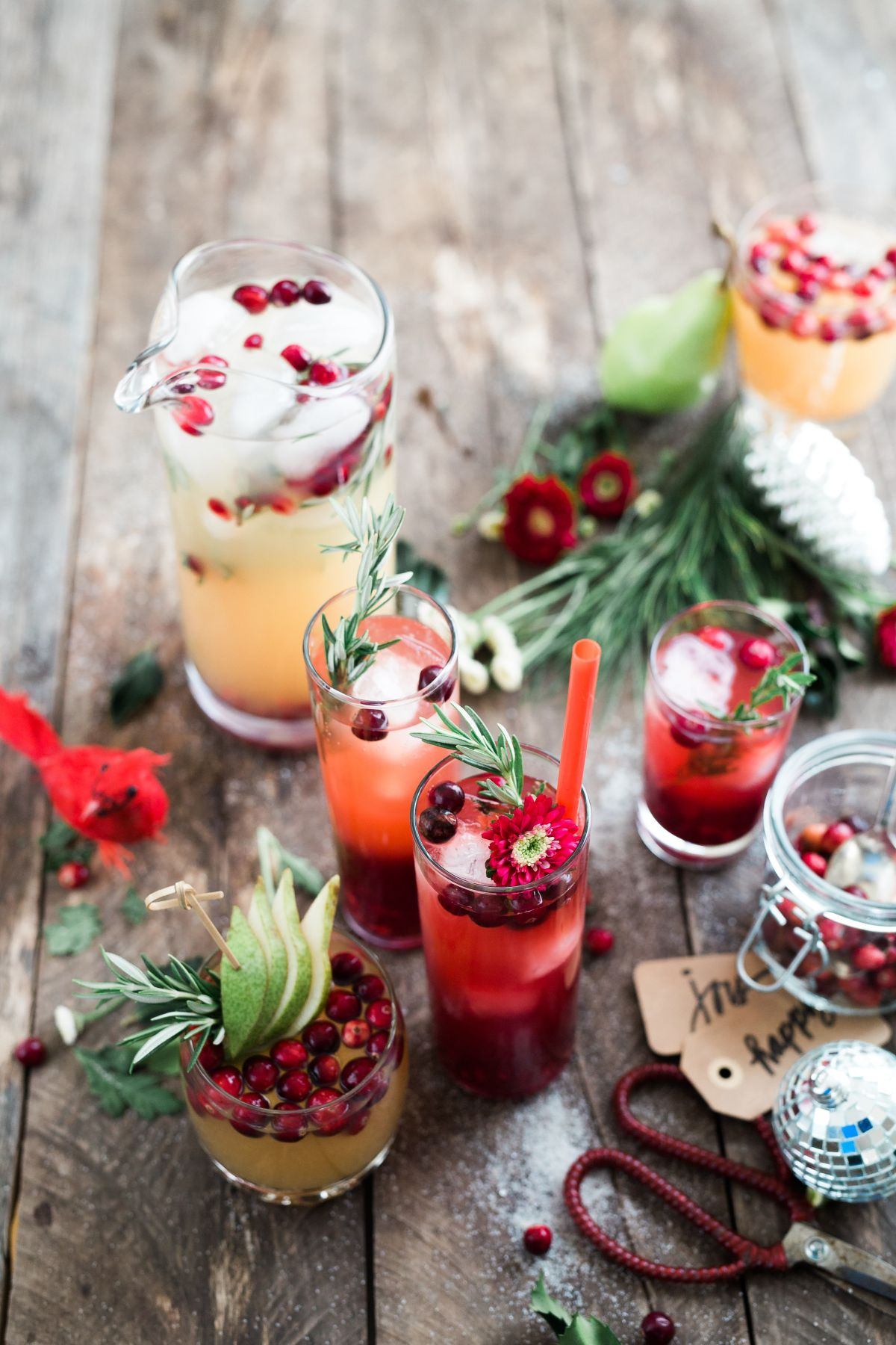 10 fabulously festive Christmas cocktails