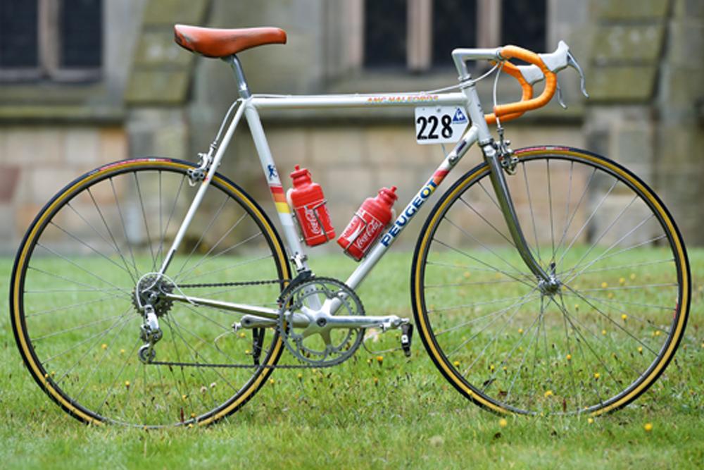 peugeot велосипед