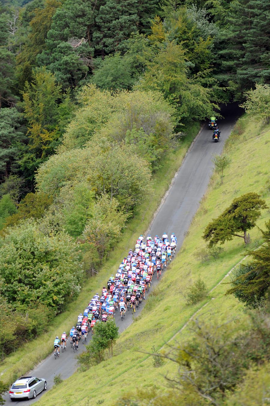 Box Hill, London-Surrey Cycle Classic 2011