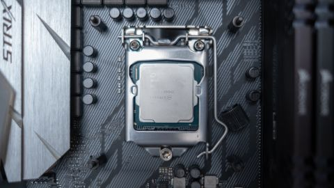 Intel Core I7 8086k Review Techradar