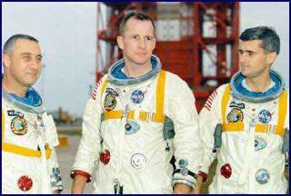 NASA Commemorates Three Space Tragedies