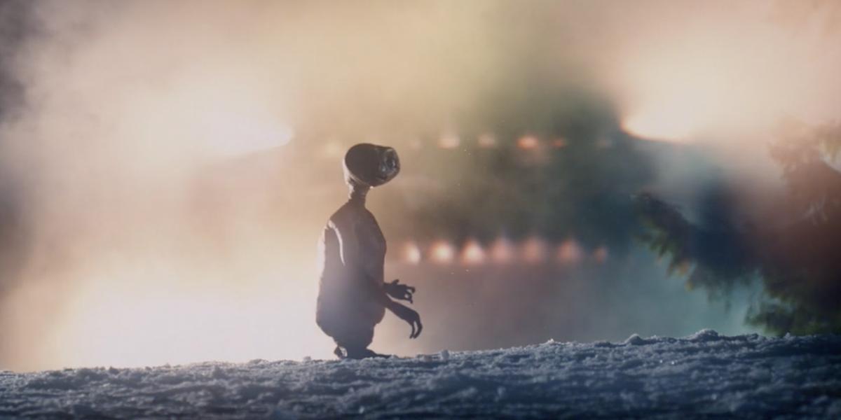 E.T. says goodbye
