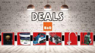 B&Q sale deals