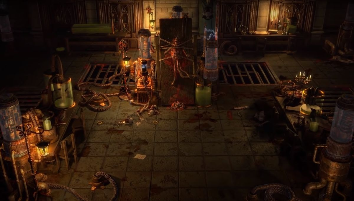 Path of Exile's free Betrayal expansion lets you play detective today