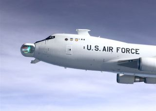 Officials Map Out Test Milestones for Airborne Laser