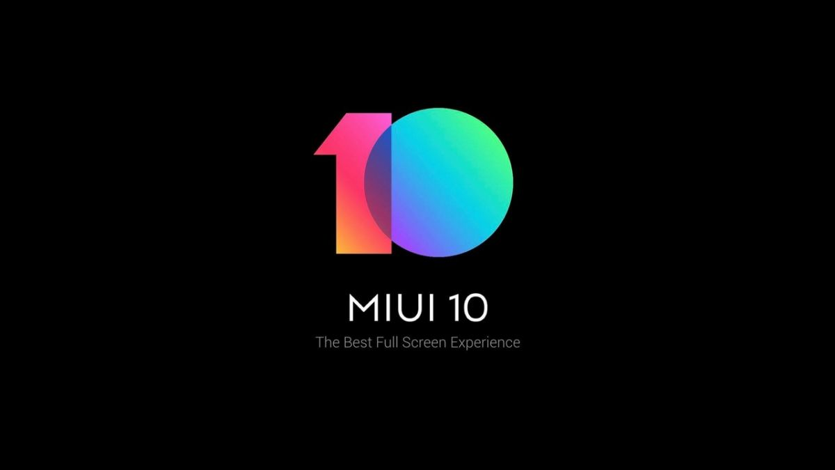 MIUI 10 update: Redesigned recent apps, AI portraits and more features
