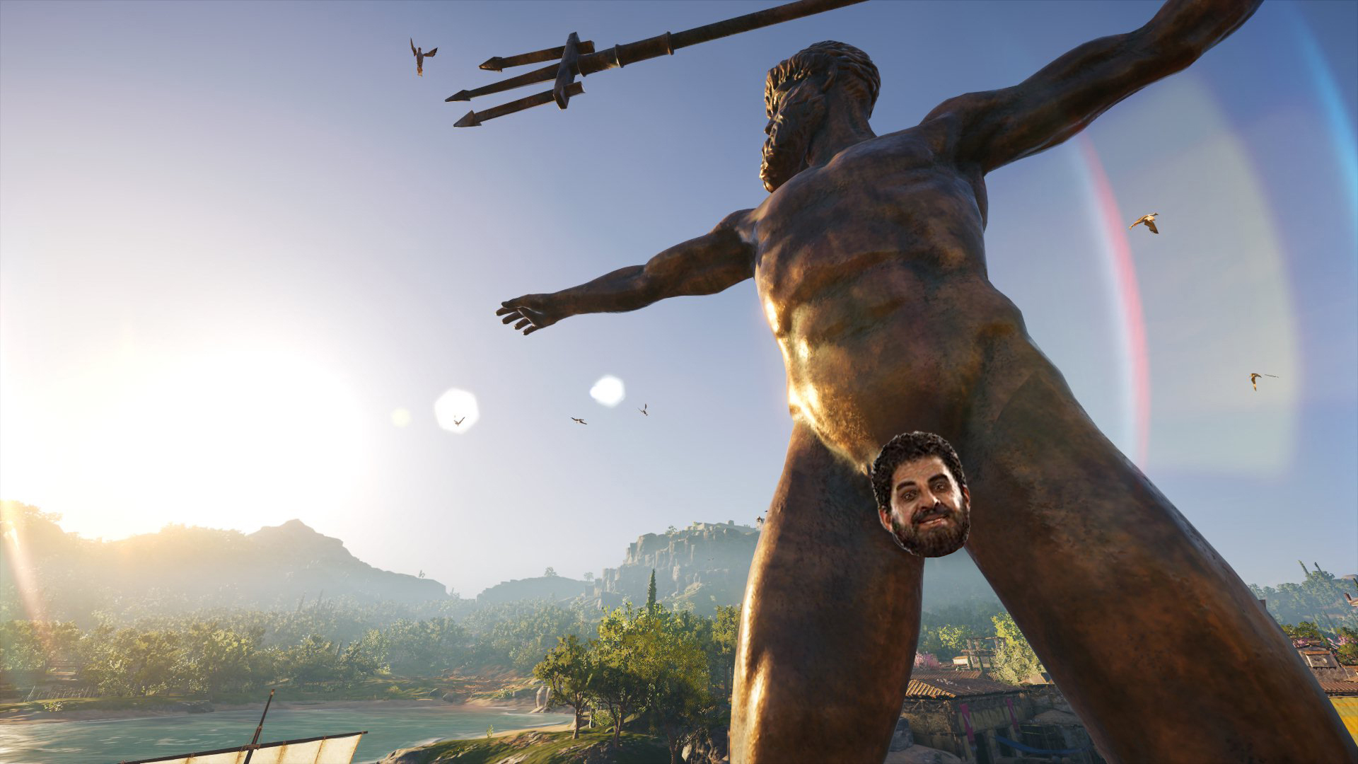 Every Penis In Assassin S Creed Odyssey Rated Pc Gamer