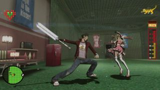 No More Heroes Game Image