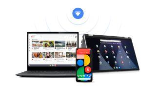 Chromebook features update
